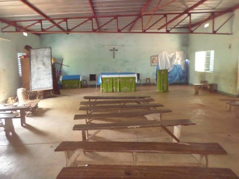 Gebetsraum - Kirche
